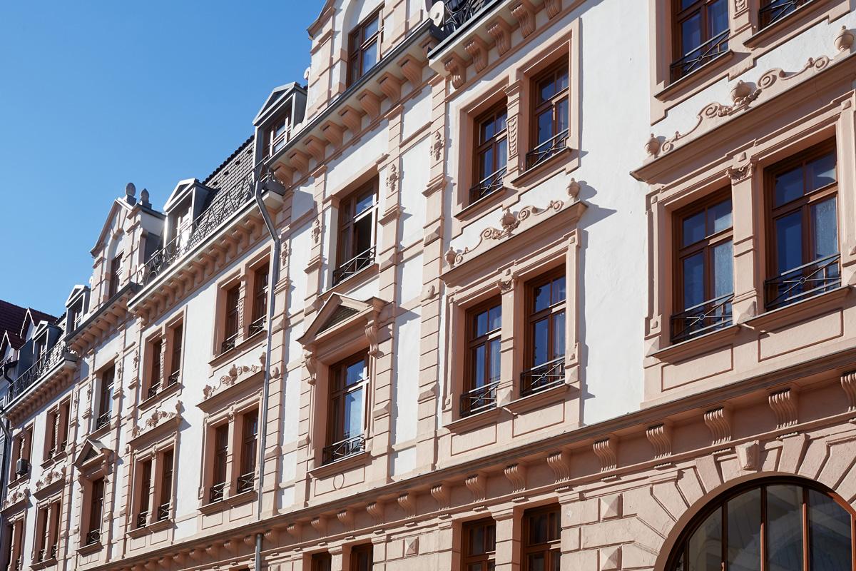Gebäudeansicht bbk München, Zweigstraße 10